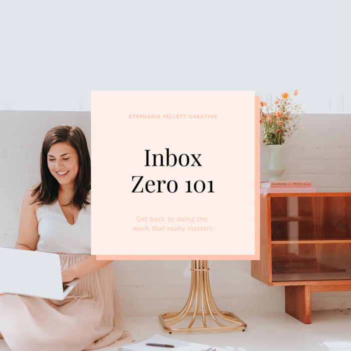 Inbox Zero 101 – Stephanie Pellett Creative