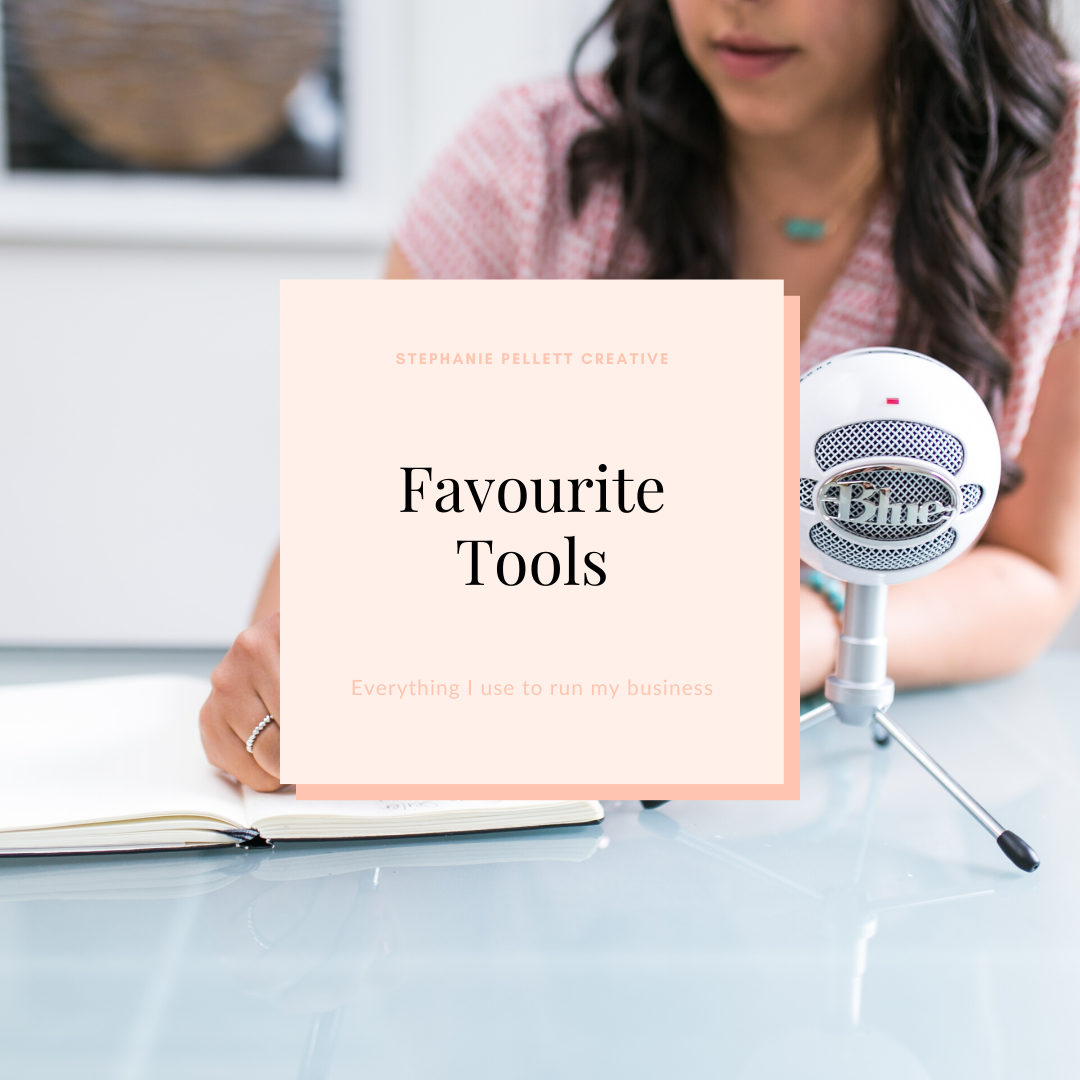 Favourite Tools – Stephanie Pellett Creative