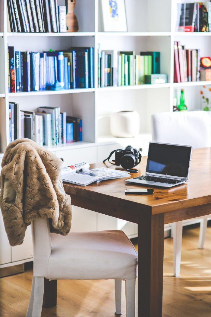 10 Ways to Be Productive When Working From Home – Stephanie Pellett Creative
