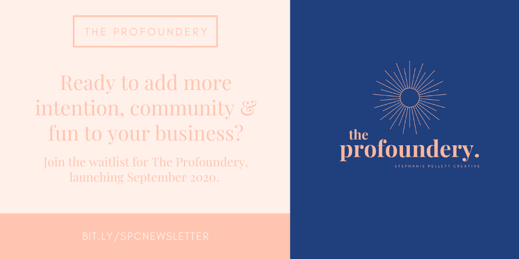 The Profoundery - Waitlist