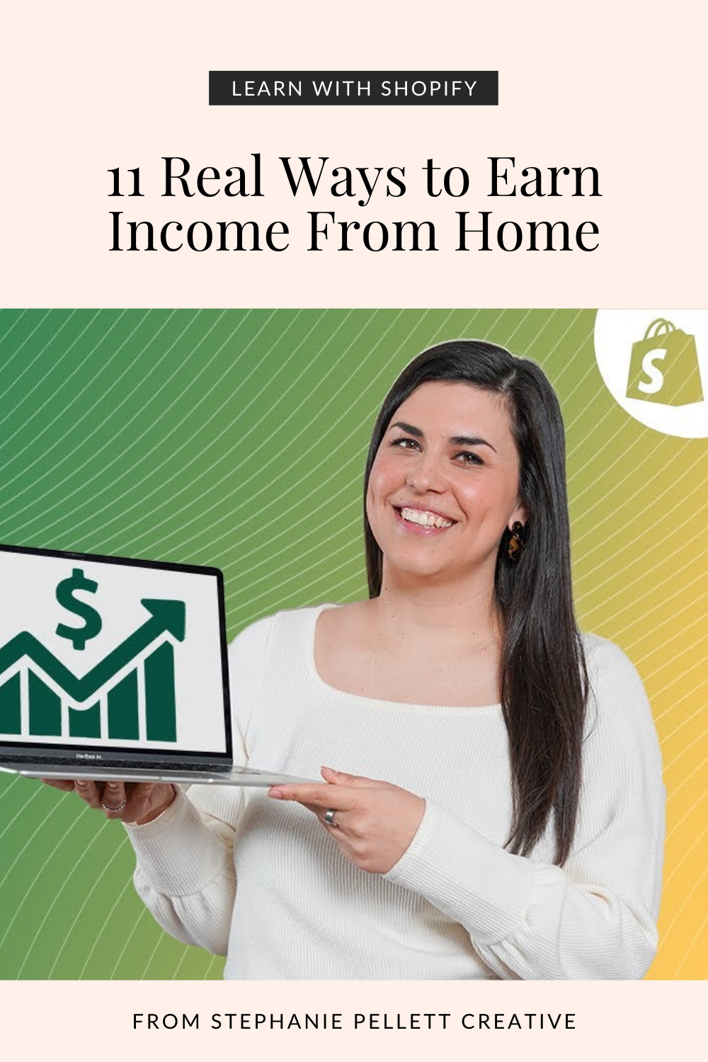 Want to Make Money Online? Here are 11 Real Ways to Earn Money From Home – Stephanie Pellett Creative